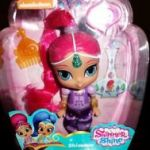 Shimmer and Shine Parisa Brilliant Fisher Price Genie Playsets Character toys