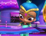 Shimmer and Shine Parisa Exclusive Shimmer I Shine Śnieg I Mr³z Video Dailymotion