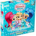 Shimmer and Shine Parisa Inspiration Peaceable Kingdom Mermaid island Shimmer and Shine Genie Friends