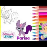 Shimmer and Shine Parisa Pretty 20 Fresh Shimmer and Shine Coloring Pages