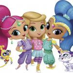 Shimmer and Shine Princess Exclusive Wallpaper Projects to Try