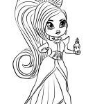 Shimmer and Shine Printables Exclusive Shining Inspiration River Coloring Pages Printable Best Coloring Ideas