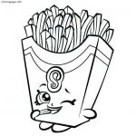 Shopkin Coloring Books Wonderful Lovely Coloring Pages Sushi Printable Picolour