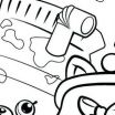 Shopkin Coloring Pages Amazing 65 Free Shopkins Coloring Pages Blue History