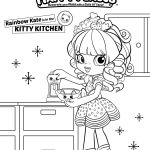 Shopkin Coloring Sheets Awesome Shopkins Happy Places Coloring Pages Printable