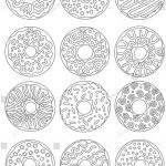 Shopkin Coloring Sheets Best Of Coloring Shopkins Donut Coloring Sheet Free Preschool if You Give