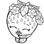 Shopkin Coloring Sheets Best Of Shopkins Coloring Pages for Kids