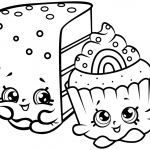 Shopkin Coloring Sheets New Shopkins Coloring Pages to Print Out at Getdrawings