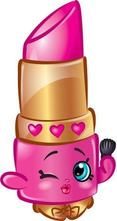 Shopkins Lippy Lips for reference Halloween costumes