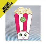 Shopkin Popcorn Boxes Amazing 79 Best Shopkins Candy Table Images In 2016