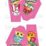 Shopkin Popcorn Boxes Best 259 Best Shopkins Birthday Party Images In 2019