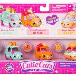 Shopkin Popcorn Boxes Inspirational Buy Cutie Cars Shopkins Three Pack Breakfast Beeps Collection
