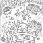 Shopkin Season 4 Limited Editions Awesome Coloring Ideas Fun Coloring Pages for toddlers Free Awesome Print