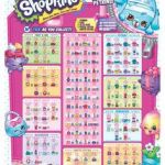 Shopkin Season 4 Limited Editions Inspiration 34 Best Shopkins Checklist Images In 2018