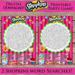 Shopkins Birthday Games Amazing 176 Best Shopkins Images In 2017