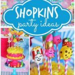 Shopkins Birthday Games Wonderful 94 Best Party Shopkins Party Ideas Images In 2019