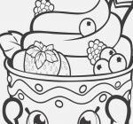 Shopkins Chocolate Bar Awesome Chocolate Bar Coloring Page