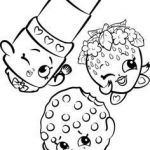 Shopkins Coloring Book Amazing 52 Best Shopkins Colouring Pages Images In 2017