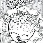 Shopkins Coloring Book Beautiful 65 Shopkins Coloring Pages Free Printable Blue History