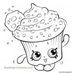 Shopkins Coloring Book Beautiful Donut Coloring Page Unique Shopkin Coloring Pages Fresh Printable