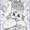 Shopkins Coloring Pages Amazing Lovely Shopkin Coloring Page 2019