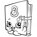 Shopkins Coloring Pages to Print Amazing Free Shopkins Coloring Pages Printable at Getdrawings