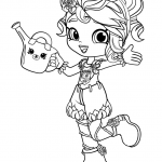 Shopkins Coloring Pages to Print Awesome Shoppies Coloring Pages Shopkins