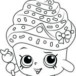 Shopkins Coloring Pages to Print Brilliant Shopkins Coloring Sheets Inspirational Cupcake Coloring Pages