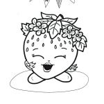 Shopkins Coloring Pages to Print Exclusive Strawberry Shopkins Coloring Pages New 72 Shopkins Coloring Pages