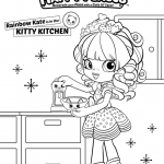 Shopkins Coloring Pages to Print Inspired Shopkins Happy Places Coloring Pages Printable