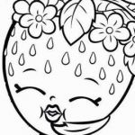 Shopkins Coloring Pages to Print Inspired Unique Shopkin Coloring Pages