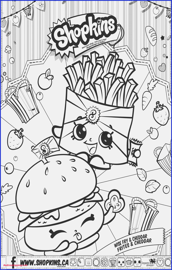 Shopkins Coloring Sheet Awesome Luxury Printable Coloring Pages Shopkins