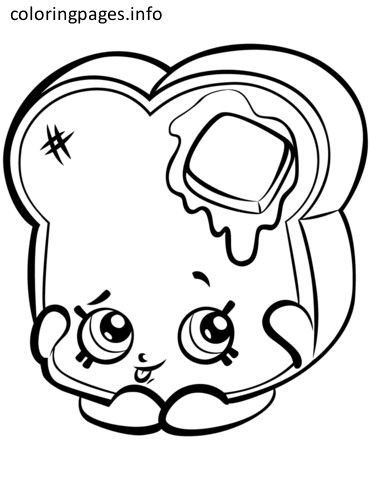 Shopkins Coloring Sheet Excellent Shopkins Season Three Coloring Pages Inspirational Shopkin Coloring