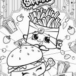 Shopkins Coloring Sheet Inspirational Lovely Shopkin Coloring Page 2019