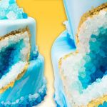 Shopkins Cupcake Wrappers Best Of How to Make A Geode Cake Geode Wedding Cake with Rock Candy
