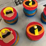 Shopkins Cupcake Wrappers Best Of the Incredibles Cupcake toppers