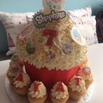 Shopkins Cupcake Wrappers Inspirational Birthday Cakes — Teacups & Cupcakes