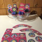 Shopkins Cupcake Wrappers Inspirational Printable Shopkins Cupcake toppers and Wrappers