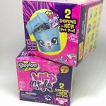 Shopkins Donna Donut Best Of 2 Shopkins Season 9 2 Pack Blind Bag Collectible Figures Wild Style