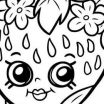 Shopkins for Free New Free Shopkins Coloring Pages Awesome Apple Blossom Shopkin Coloring