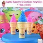 Shopkins Ice Cream Dream Exclusive 94 Best Party Shopkins Party Ideas Images In 2019
