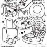 Shopkins Images to Print Inspiring 65 Shopkins Coloring Pages Free Printable Blue History
