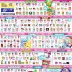 Shopkins List All Seasons Brilliant 34 Best Shopkins Checklist Images In 2018