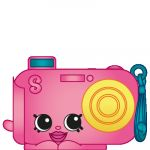 Shopkins List All Seasons Brilliant Shopkins Fs 045 Cam Camera A Exclusive Shopkin