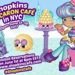 Shopkins List All Seasons Elegant Shopkins to Open Pop Up Macaron Café Bakemag
