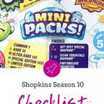 Shopkins List All Seasons Excellent 34 Best Shopkins Checklist Images In 2018