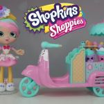 Shopkins List All Seasons Inspired Shopkins Shoppies Peppa Mint and Gelati Scooter New Season 8 World
