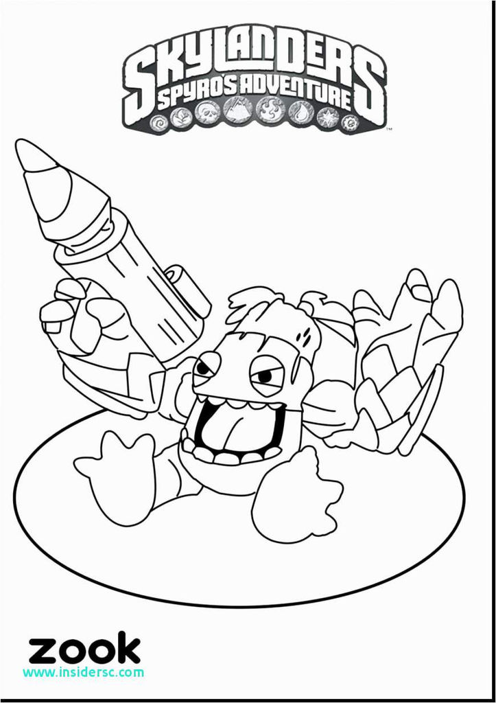 Lovely Shopkin Coloring Page 2019