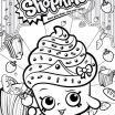 Shopkins Printable Coloring Pages Inspirational √ Coloring Pages You Can Print Out or Shopkins Coloring Book