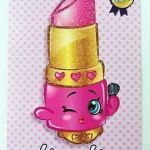 Shopkins Season 1 Lippy Lips Amazing 42 Best Shopkin Collecter Cards Images In 2017